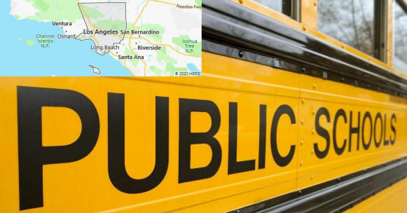 California Los Angeles County Public Schools