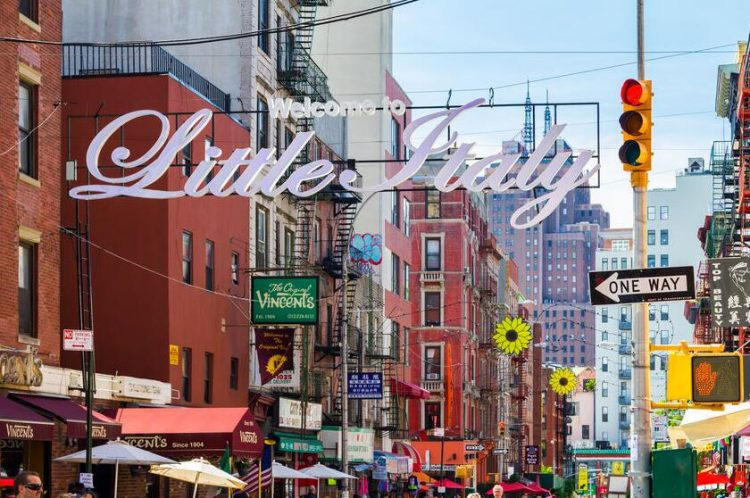 Chinatown of Little Italy