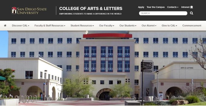 SDSU College of Arts and Letters