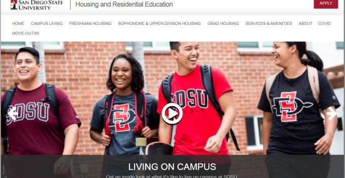 SDSU Housing and Residential Education