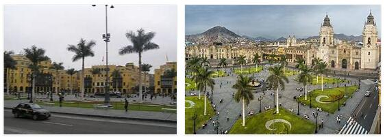 Lima Old Town (World Heritage)