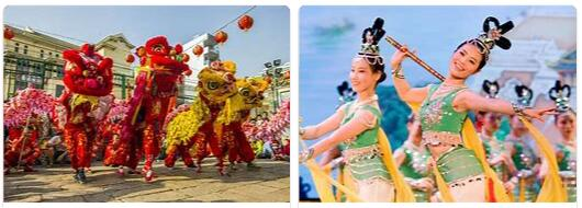 China Customs and Traditions