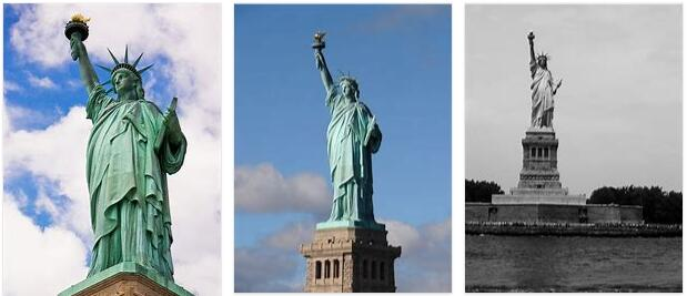 History of Statue of Liberty (New York)